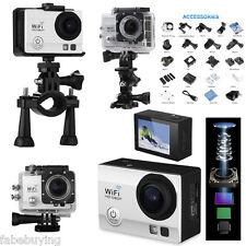 "Q5 12MP 2.0"" Action Sports Camera 170° HD Lens  WIFI 32GB DV Night Vision"