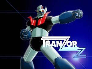 Tranzor Z The Full Series 65 Episodes 3 DVD set English audio Region Free