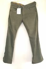 WHEREABOUTS JAPAN Made Mexico Hippie Kapital Ues Grunge Denime Boot Cut Jeans 46