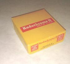 Kodak Kodachrome II Super 8 Film Cartridge 50ft Roll student prop art decor 15m