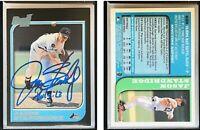 Jason Standridge Signed 1997 Bowman #439 Card Chicago White Sox Auto Autograph