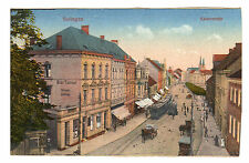 Kaiserstrasse - Solingen Photo Postcard c1920s / Germany