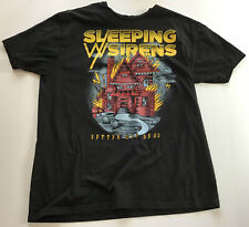 Sleeping With Sirens, Better Off Dead T-Shirt, Black Size Xl, Pre-Owned