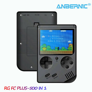 Anbernic Retro Game 500 in 1 8 Bit Classic Video Game Console Handheld Player