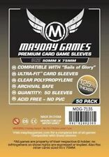 50 premium sails of glory carte manches (50x75mm) MDG7135
