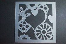 Stencils,Masks,Templates, -200 X 200 HEARTS COGS Ask for combined post