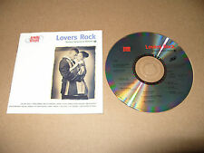 Lovers Rock Serious Selections, Vol. 3, 2002) 12 track cd 1997 Ex Condition Rare