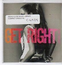 (BO960) Jennifer Lopez, Get Right - 2005 DJ CD