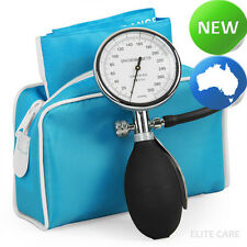 elitecare® - Single Hand Sphygmomanometer BP for Nurses - Blue (Light)