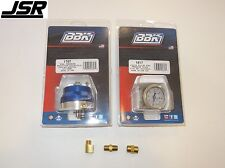 94-97 Mustang GT & Cobra BBK Adjustable Fuel Pressure Regulator and Gauge Kit