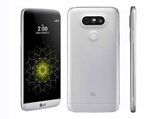 "Bell LG-H831 LG G5 Silver 5.3"" QHD Display Snapdragon 820 Processor 4GB RAM 32GB"