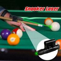 Pool Snooker Cue Laser Sight Billiard Training Equipment Practice Corrector KD