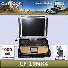 Panasonic Toughbook CF-19 MK4 i5 1,2 GHz Pantalla táctil UMTS GPS