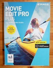 MAGIX Movie Edit Pro Plus - PC - DVD - Video Editing Software - NEW / SEALED
