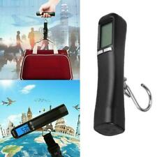 LCD Backlit Portable Luggage Suitcase Baggage Bag Weight Digital Scale Weig T0Z8