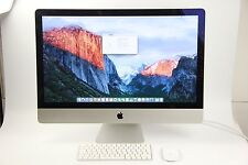 "Apple Imac 27"" con Retina 5K (Late 2015) Core i5 3.2GHz 8GB 1TB unidad SATA * Impecable"