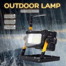 50W/2400LM Bright Light Spot 36 LED Flood Light Outdoor Garden Work Spot Lamp