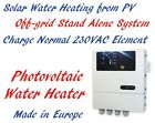 2KW Off-grid Stand Alone PV Photovoltaic Solar Hot Water Heating Heater