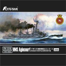 Flyhawk 1/700 1310 HMS Battleship Agincourt
