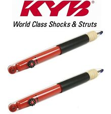 NEW Ford Focus 00-07 Set of 2 Rear Shock Absorbers KYB AGX 741067