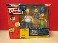 The Simpsons House Diorama Intelli-Tronic Voice Activation Figures Playmates