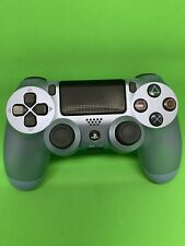 Titanium Blue PS4 Sony DualShock 4 - PS4 Wireless Controller used