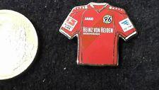 Hannover 96 Trikot Pin Badge Home 2016/17 Heinz von Heiden Massivhäuser