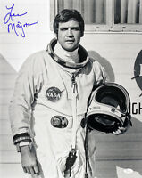 1974-1978 Lee Majors Six Million Dollar Man Signed LE 16x20 B&W Photo (JSA)