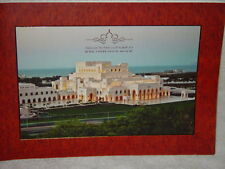 Royal Opera House Muscat A Development In The Arts & Architecture Of Oman Book