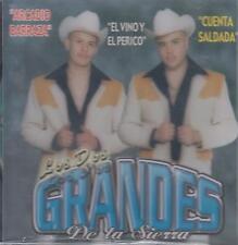 CD - Los Dos Grandes De La Sierra NEW Arcadio Barraza & Cuenta FAST SHIPPING !
