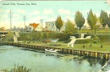 Traverse City, MI Hanna Park 1909