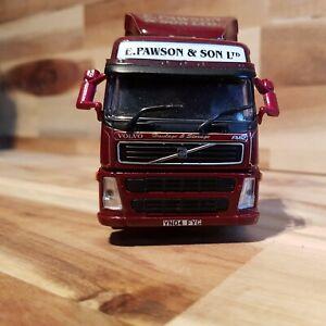 Corgi 1/50 scale  Volvo FM Tractor Unit ONLY - E PAWSON & SON LTD