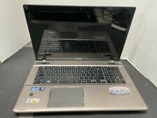 Toshiba Satellite P875-S7200- i5-3210M@2.5GHz 6GB 750GB HDD Win 10 Home (966)