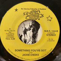 "carolina modern soul boogie 7"" JACKIE CHEEKS Can I Get To Know You ♫ Mp3 Ne-Bo"