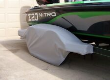 NITRO Z21,20,19: boat trailer fender/tire storage cover tandm fibrglas exact fit