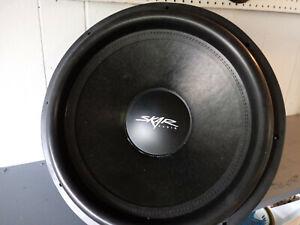 Skar Audio ZVX-18v2 Dual 2 Ohm Reconed Subwoofer