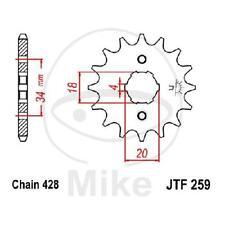 Piñón 15 DIENTES DIVISIÓN DE 428 jtf259.15