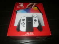 NEW Nintendo Switch Console 64gb OLED Model With White Joy-Con IN HAND
