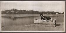 1920's CHINA GRAVURE PAGEANT OF PEKING DONALD MENNIE - BRONZE OX SUMMER PALACE