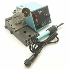 Weller Ec1002 Solder Station 60w 350 850f 120vac Withec1201a Pencil Amp Stand