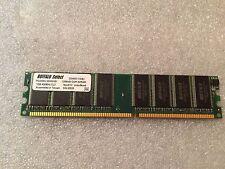 MEMORIA DDR Buffalo 1 GB DDR4003-1GB/BJ 400 MHZ PC3200 184 Pin CL 3