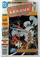 Justice League of America #193 DC 1981 VF/NM Bronze Age Comic Book 1st Print