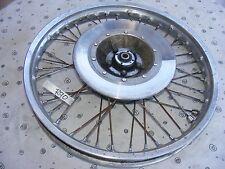 """BMW OEM R90/6 R90 R75 R80 R100 Front Wheel 19"""" Brake W/ Rotor Disc -VG CONDITION"""