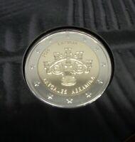 2 Euro Gedenkmünze Lettland 2020 - Keramik
