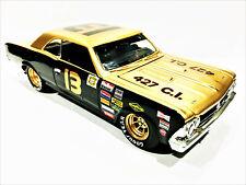 Mario Andretti MAISTO #13 Smokey Yunick '66 Chevy Chevelle Nascar Custom Diecast