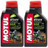 MOTUL ATV UTV EXPERT 4T 10W-40 OLIO MOTORE TECHNOSYNTESE 2 LT QUAD ATV KAWASAKI