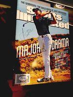 Jordan Spieth double Signed Sports Illustrated JSA Letter COA #Y89535 Autograph