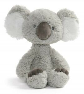 Baby Toothpick Koala Plush - Grey Small