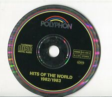 Polyphon cd sampler HITS 1982/83  ABBA Ryan Paris IMAGINATION FALCO Donna Summer