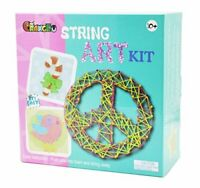 String Art Kit Craft Kit Makes 4 Large String Art Canvases 430 color ball